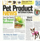 Pet Product News_Cover